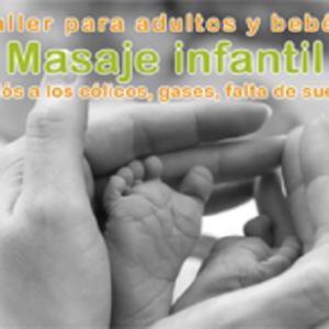 Taller de masaje infantil