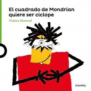 el cuadrado de Mondrian quiere ser cíclope