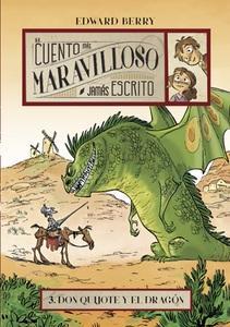 Don Quijote y el dragón