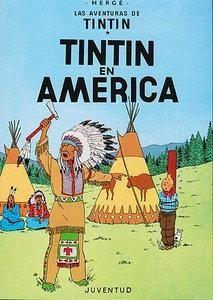 C- Tintin en América