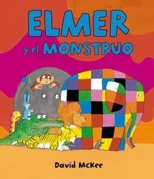 Elmer y el monstruo (Elmer. Primeras lecturas)