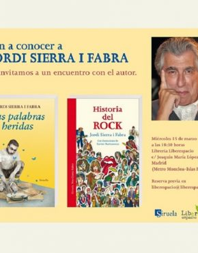 Presentación Jordi Sierra i Fabra