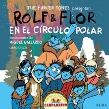 Rolf & 38; Flor en el círculo polar