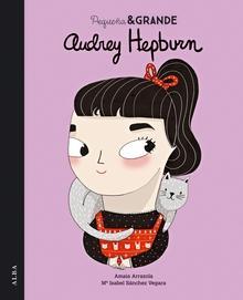 Pequeña & 38; grande Audrey Hepburn