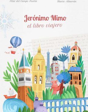 Jerónimo Mimo el libro viajero