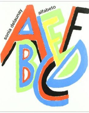 Alfabeto de Sonia Delaunay