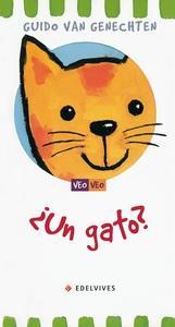 ¿Un gato?