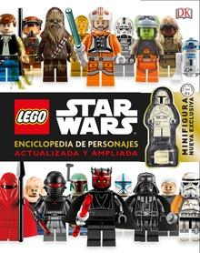 LEGO Star Wars. Enciclopedia de personajes actualizada y ampliada
