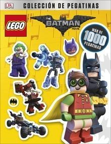 Batman. La LEGO  película. Colección de pegatinas