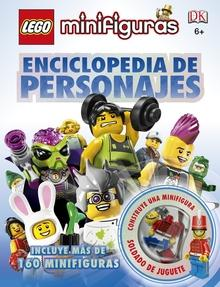 LEGO  Minifiguras Enciclopedia de Personajes