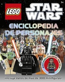 Enciclopedia de personajes LEGO STAR WAR
