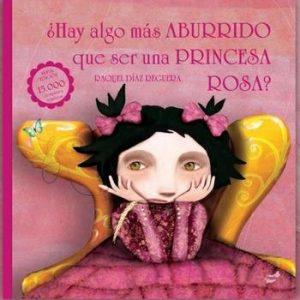 ¿Hay algo más aburrido qu eser una princesa rosa?