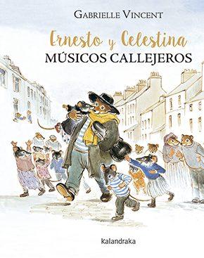 Ernesto y Celestina, músicos callejeros