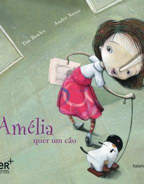 Amélia quer um cão
