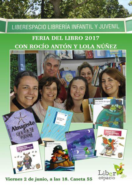 Firma de lola Nuñez y Rocio Antón