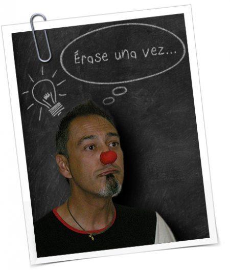 Cuentacuentos infantiul con Jose CVarlso Andrés