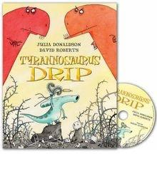 TYRANNOSAURUS DRIP+CD PB