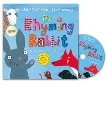 RHYMING RABBIT+CD PB