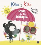 Kike y kika van a la playa