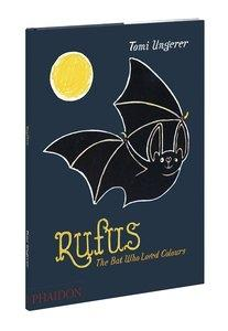 Rufus. The bat who loved colours