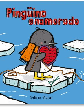 Pingüino enamorado
