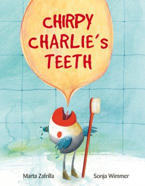 Chirpy Charlie's Teeth