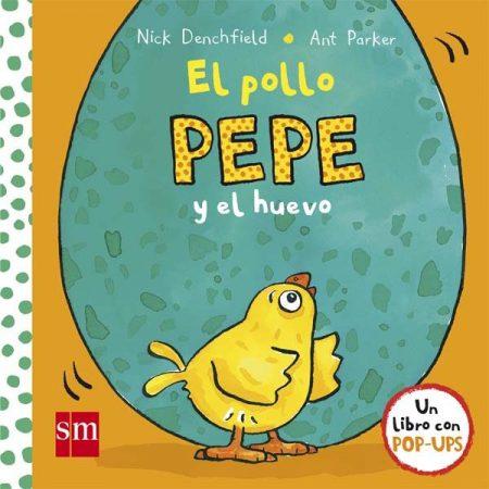 El pollo Pepe y el huevo