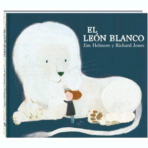 El león blanco