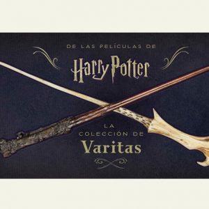 Harry Potter: la colección de varitas