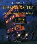 Harry Potter y el prisionero de Azkaban. Edición Ilustrada