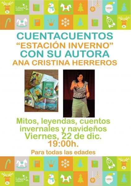 """Cuentacuentos """"Estación Invierno"""""""