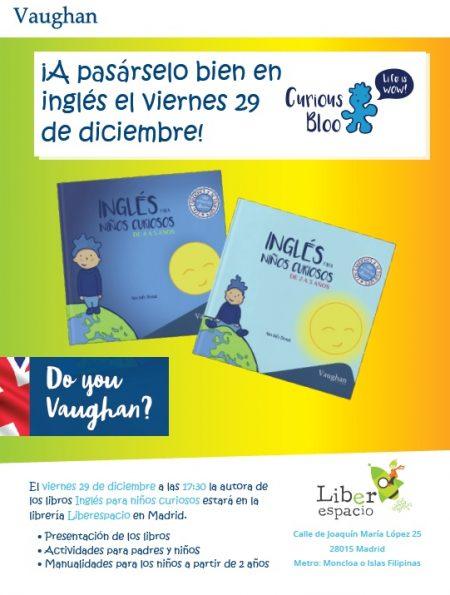 Inglés para niños curiosos