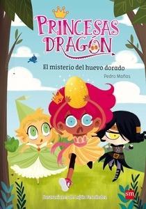 Princesas Dragón: El misterio del huevo dorado