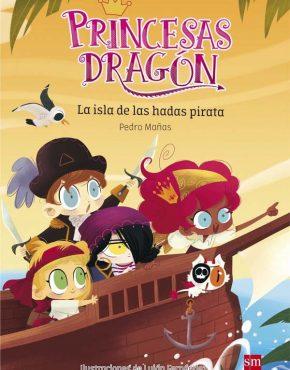 Princesas dragón 4 : la isla de las hadas pirata