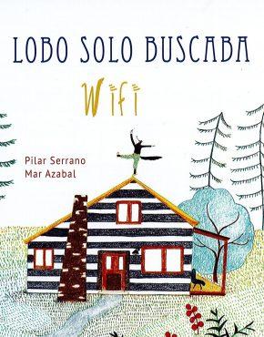 Lobo sólo buscaba wifi