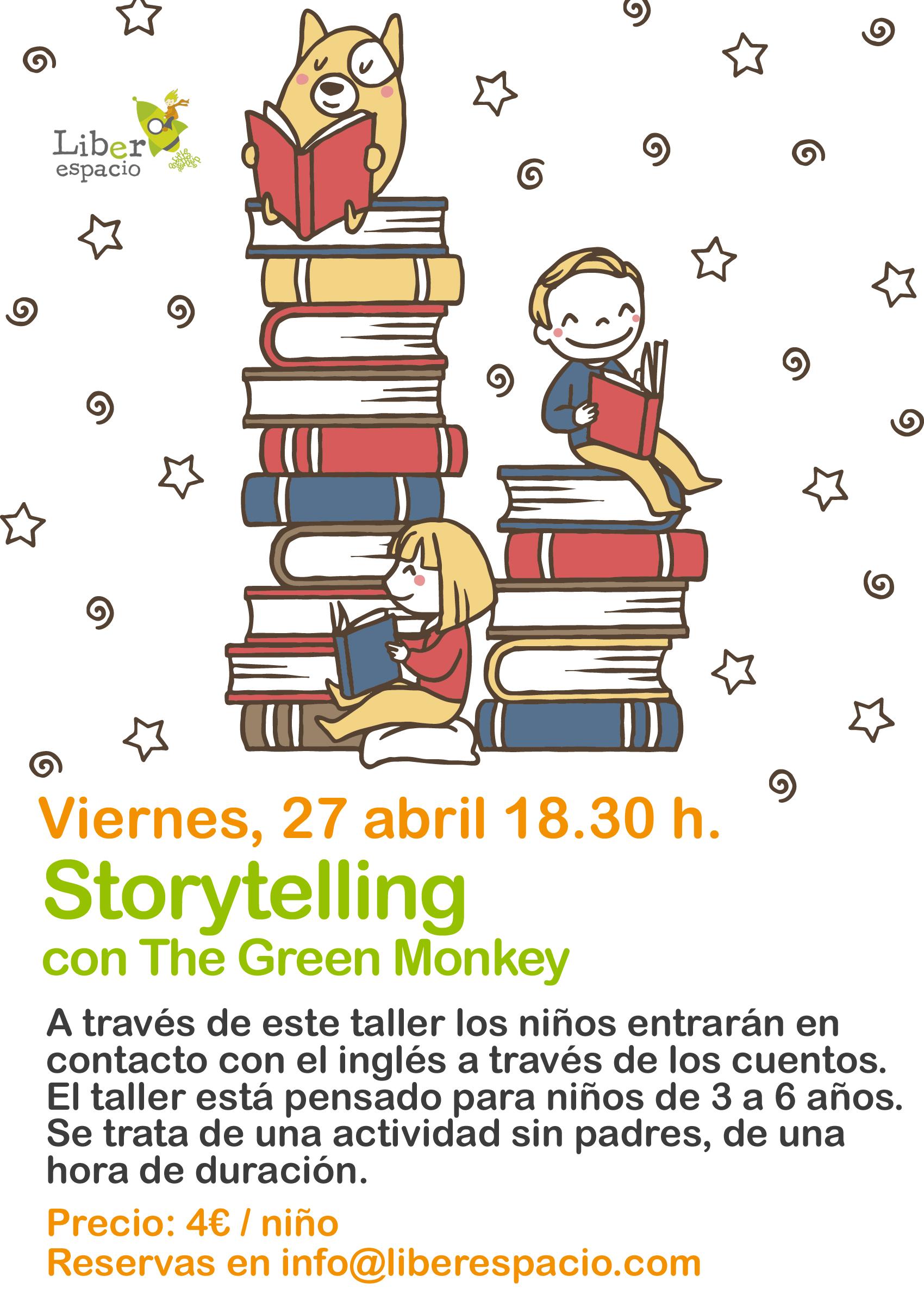 Storytelling abril