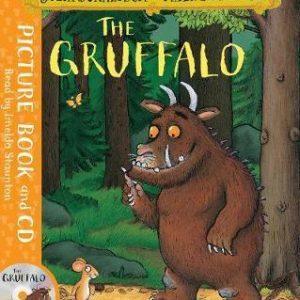 The Gruffalo book + CD