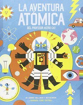 La aventura atómica del profesor Astrocat