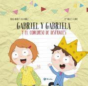 Gabriel y Gabriela y el concurso de disfraces