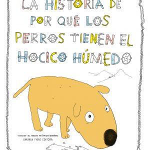 La historia de por qué los perros tienen el hocico húmedo