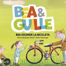 Bea y Guille 4. Bea esconde la bicicleta