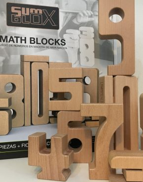 SUMBLOX. MATH BLOCKS