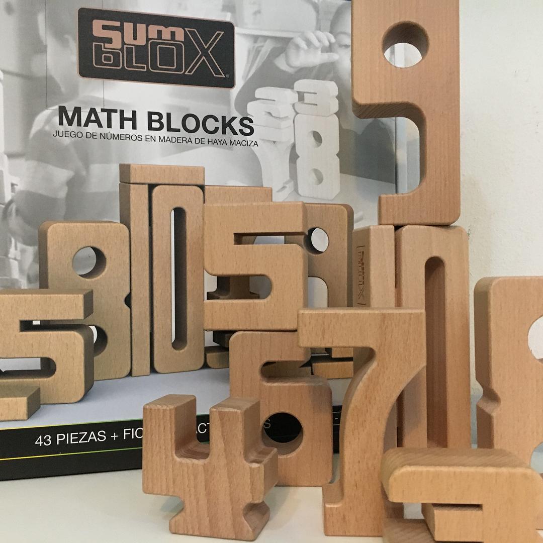 SUMBLOX. MATH BLOCKS - Librería Liberespacio