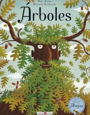 Árboles de editorial Maeva