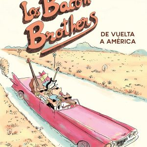 Los Bacon Brothers de vuelta a America