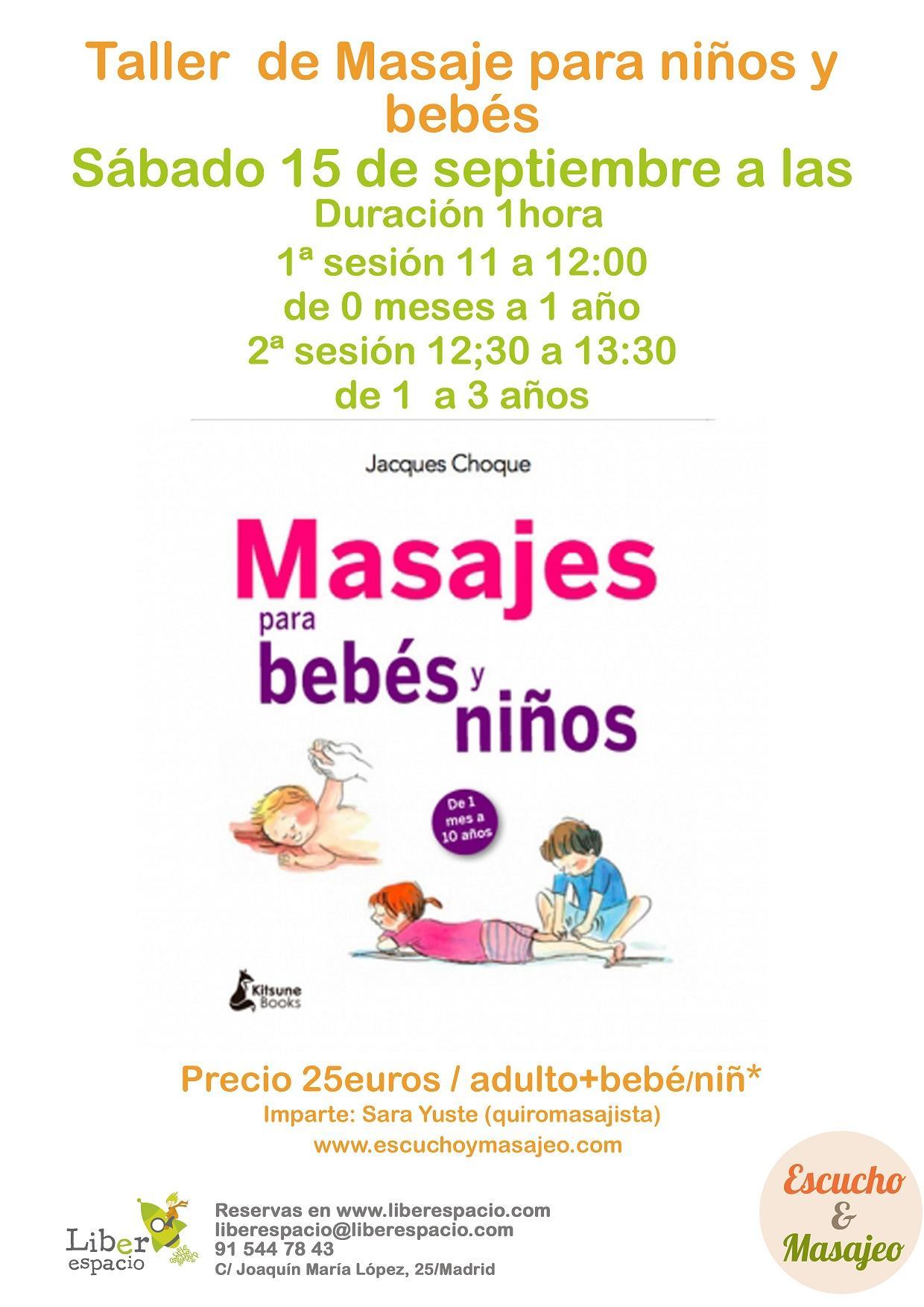 """Atelier de massage pour enfants et enfants """"srcset ="""" https://www.liberespacio.com/wp-content/uploads/2018/08/Taller-Masaje-Bebes.jpg 1240w, https://www.liberespacio.com/wp -content / uploads / 2018/08 / Taller-Masaje-Bebes-106x150.jpg 106w, https://www.liberespacio.com/wp-content/uploads/2018/08/Taller-Masaje-Bebes-424x600.jpg 424w , https://www.liberespacio.com/wp-content/uploads/2018/08/Taller-Masaje-Bebes-768x1086.jpg 768w, https://www.liberespacio.com/wp-content/uploads/2018/ 08 / Taller-Masaje-Bebes-724x1024.jpg 724w, https://www.liberespacio.com/wp-content/uploads/2018/08/Taller-Masaje-Bebes-600x849.jpg 600w, https: // www. liberespacio.com/wp-content/uploads/2018/08/Taller-Masaje-Bebes-127x180.jpg 127w, https://www.liberespacio.com/wp-content/uploads/2018/08/Taller-Masaje-Bebes -212x300.jpg 212w """"size ="""" (largeur maximale: 1240px) 100vw, 1240px"""