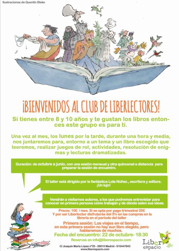 Club libroespacio