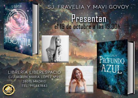 Presentación Fravelia y Govoy