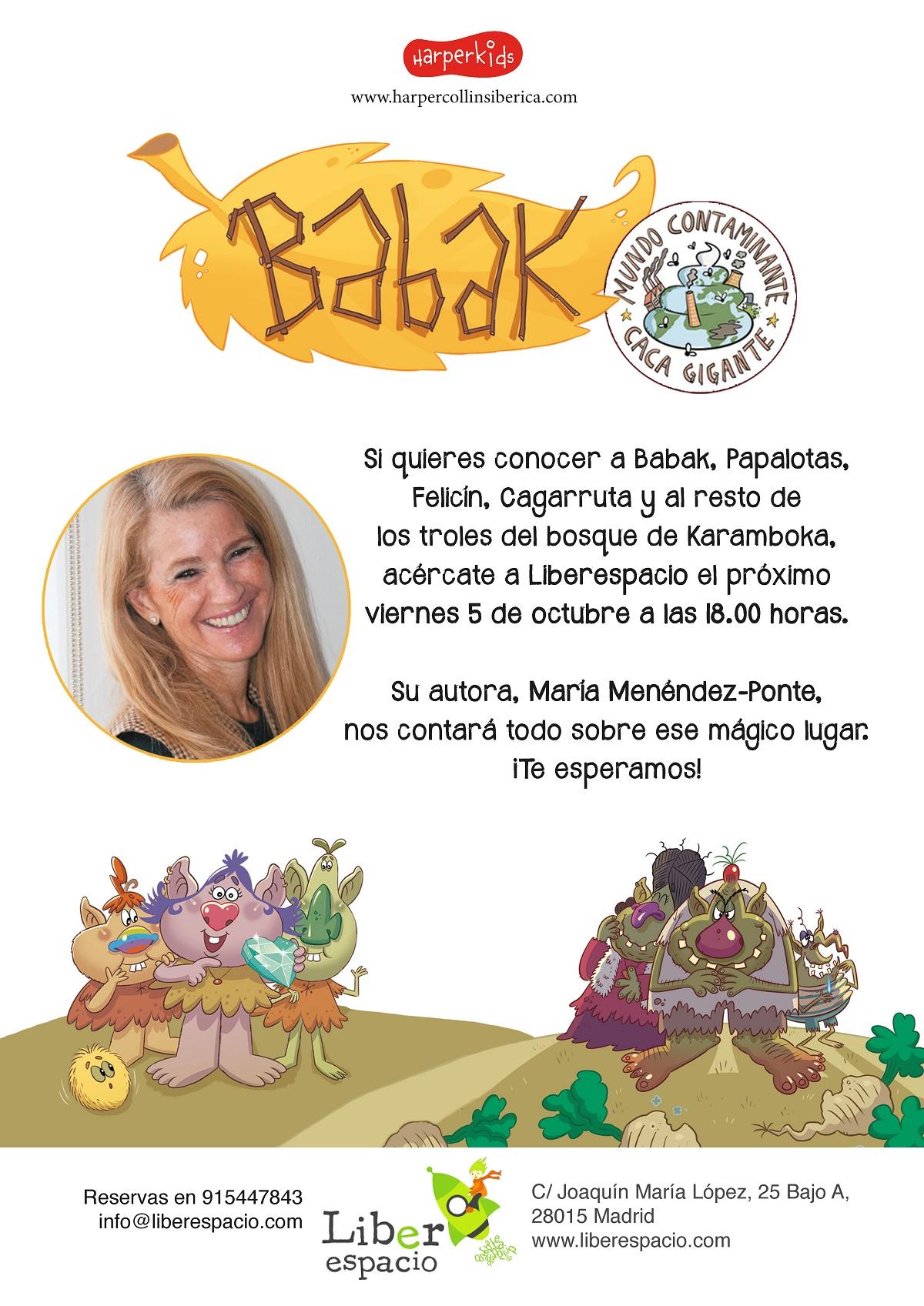 María Menendez Ponte nos presenta su nueva colección Babak