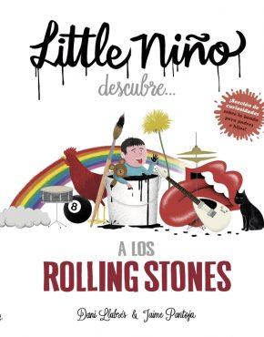 Little niño descubre a los Rolling Stones